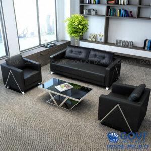 Sofa da cao cấp SF07
