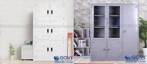 Tìm hiểu về ứng dụng của tủ sắt văn phòng Govi