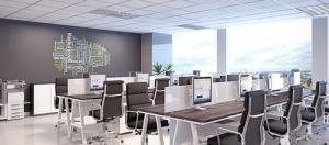 Thiết kế nội thất văn phòng theo phong cách Nhật Bản