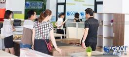 Quy trình gửi hàng nội thất đi cho khách ở xa tại Govi