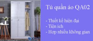 Tủ đựng quần áo QA02