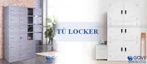 Tủ locker sắt 24 ngăn LK24 thiết kế hiện đại và đa năng