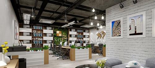 Gợi ý thiết kế nội thất cho văn phòng nhỏ
