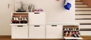 Tại sao nên sử dụng tủ đựng giầy dép của nội thất Govi?