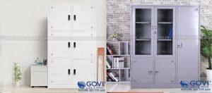 Tất tần tật về tủ sắt văn phòng tại Govi