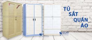 Tại sao nên mua tủ sắt đựng quần của nội thất Govi?