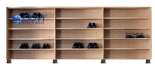 Tủ giày dép: vật dụng cần thiết cho nhiều văn phòng làm việc