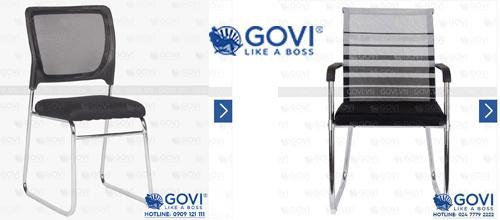 Ghế chân quỳ phòng họp: đơn giản và tiện lợi
