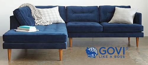 Bài trí hợp lý cho ghế sofa phòng khách
