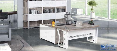 Thiết kế sản phẩm bàn giám đốc Mia của nội thất GOVI