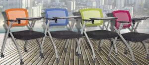 Thiết kế thông minh từ những chiếc ghế training Lani