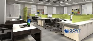 Top 5 xu hướng thiết kế nội thất văn phòng được yêu thích năm 2020