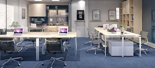 Tiêu chuẩn thiết kế nội thất văn phòng khoa học, hiện đại & chuyên nghiệp