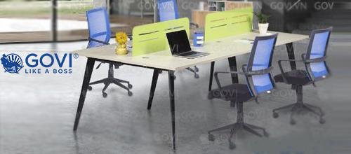 Mang đến thiết kế riêng tư với sản phẩm vách ngăn bàn làm việc do GOVI cung cấp