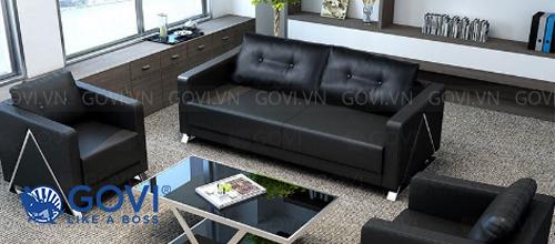 Sang trọng và đẳng cấp với thiết kế ghế sofa chất lượng của nội thất GOVI