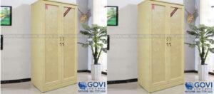 Làm mới không gian ngôi nhà của bạn với thiết kế tủ sắt quần áo