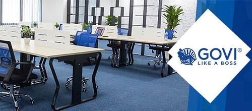 Nâng tầm không gian với thiết kế nội thất văn phòng làm việc cao cấp