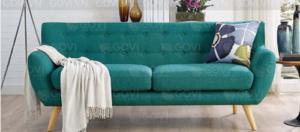 Đẹp ngây ngất với mẫu sofa nỉ sang trọng và hiện đại