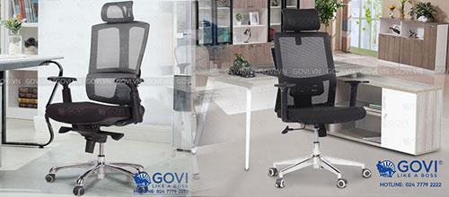 Những mẫu ghế xoay lưới không thể thiếu trong văn phòng làm việc