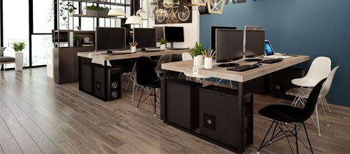 Thiết kế nội thất có ảnh hưởng tới phong thủy phòng làm việc hay không?