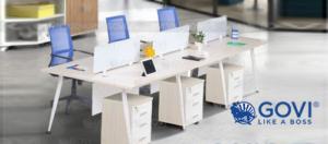 Module bàn làm việc thông minh – xu hướng cho văn phòng hiện đại