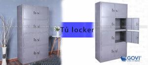 Ưu điểm vượt trội không thể bỏ qua của tủ locker sắt