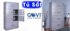 Những ưu điểm vượt trội của tủ locker 12 ngăn tại Govi