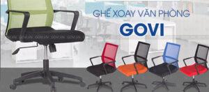 Cách phân biệt ghế xoay văn phòng chính hãng của GOVI