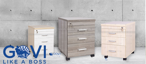 Vì sao nên lựa chọn hộc tủ tài liệu cho nhân viên?