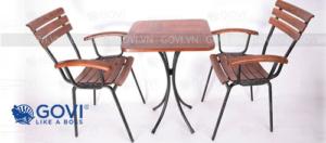 Cách bày trí bàn ghế cafe ấn tượng và độc đáo nhất