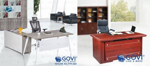 Có nên sử dụng bàn giám đốc chân sắt hay không?