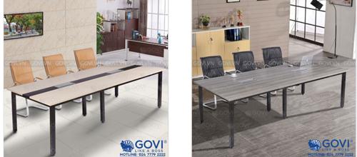 Điều gì tạo nên sự khác biệt trong những thiết kế bàn họp GOVI