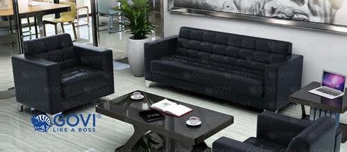 5 mẫu sofa da văn phòng đẹp như mơ mà ai cũng muốn sở hữu
