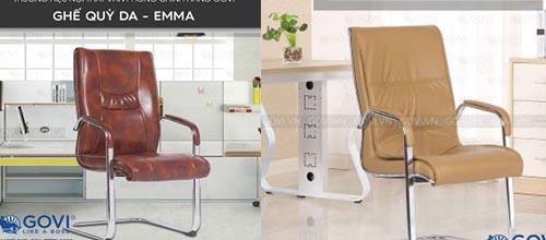 Bỏ túi 3 kinh nghiệm lựa chọn ghế phòng họp cực chất lượng