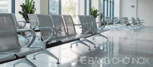 Ghế băng chờ Govi sản phẩm chất lượng và ấn tượng trong các phòng chờ