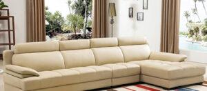 Mẹo bảo quản sofa da bền đẹp với thời gian