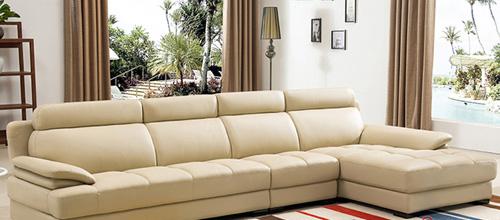 Xây dựng không gian văn phòng hiện đại với mẫu ghế sofa da cực chất