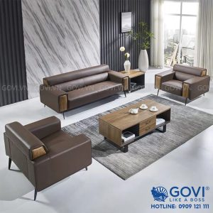 Sofa da cao cấp Sofa SF13