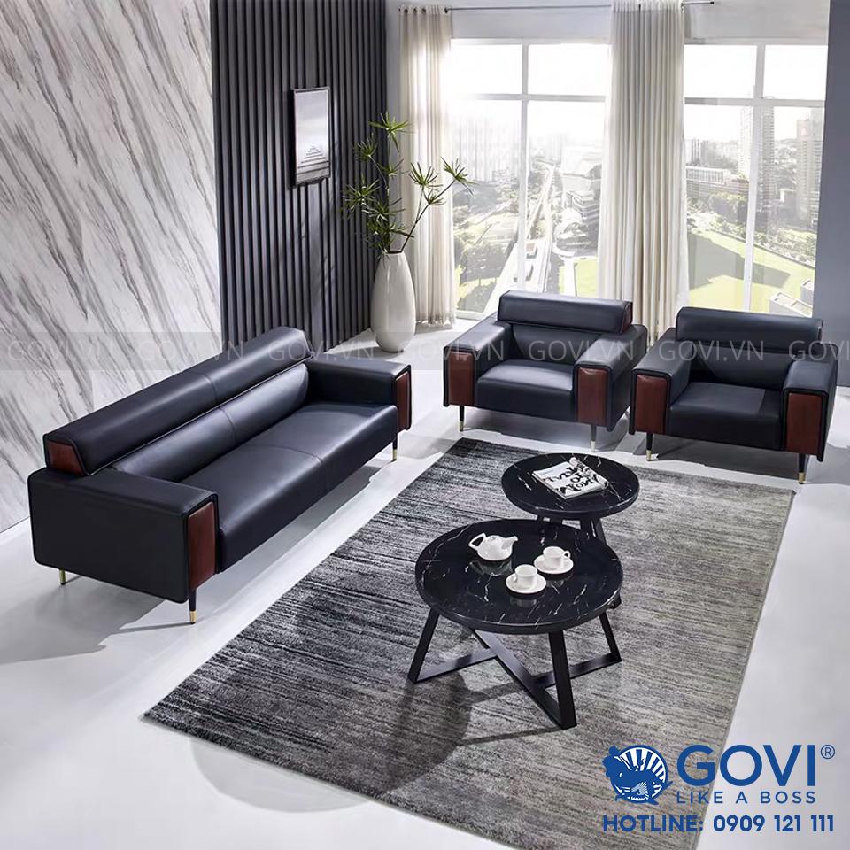 Sofa da cao cấp SF13