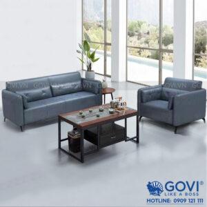 Sofa da cao cấp Sofa09-16-X