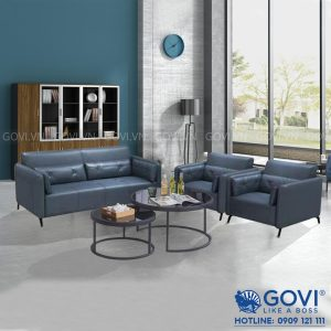 Sofa da cao cấp Sofa SF09-X