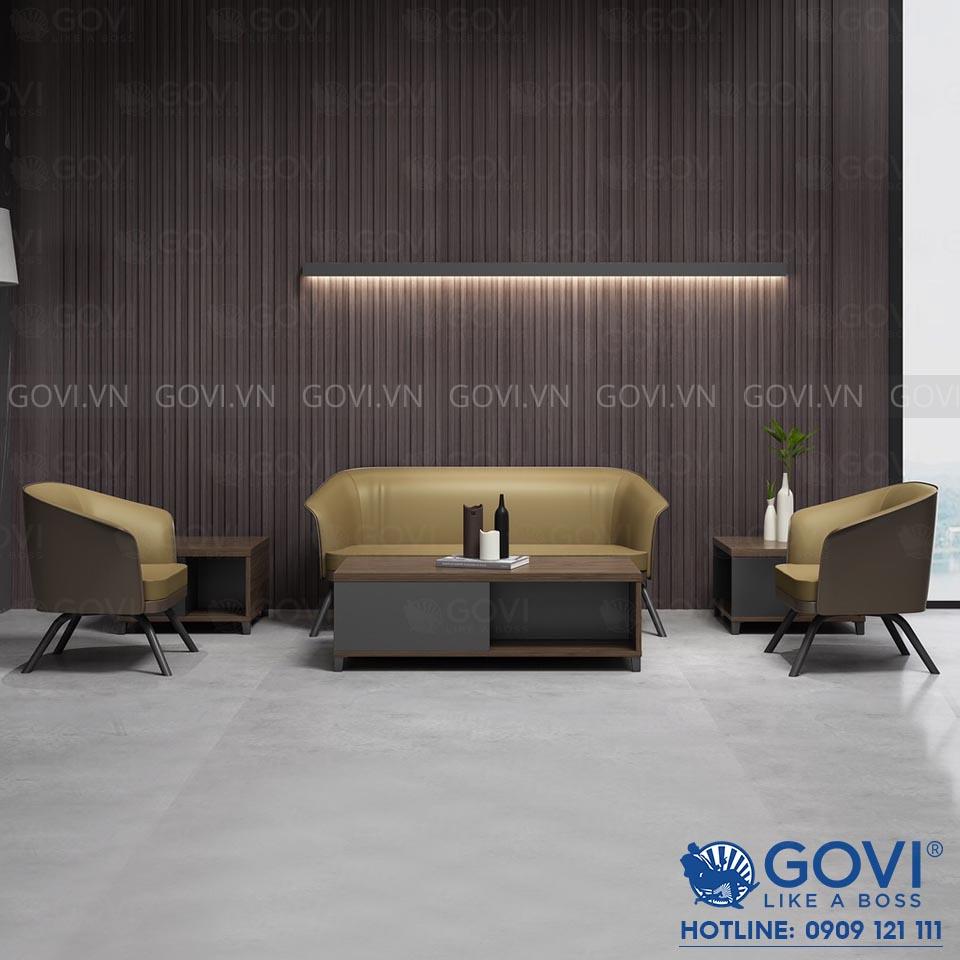 Sofa da cao cấp Sofa11-N