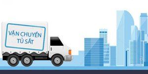 Chính sách vận chuyển đơn hàng tủ sắt, giá kệ sắt, giường tầng