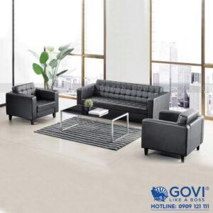 Sofa da hiện đại SF01