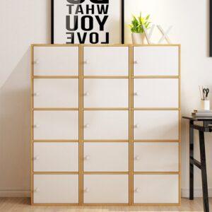 Tủ Locker gỗ LKG01