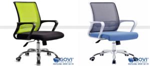 Một số lưu ý khi tìm mua ghế xoay văn phòng