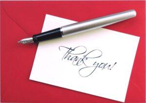Lời cảm ơn chân thành từ Govi Funiture….