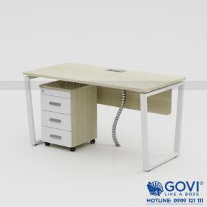 Bàn văn phòng Eos 1m2 EV12T-Y