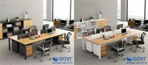 Module bàn làm việc Govi có ưu điểm gì nổi bật?