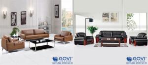 Sofa da cao cấp, nhập khẩu chính hãng